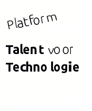 Logo platform talent voor technologie
